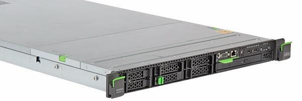 Fujitsu PRIMERGY RX200 S7 (felújított)
