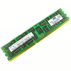 HP 8GB 2Rx4 PC3L-10600R-9 Kit (felújított)