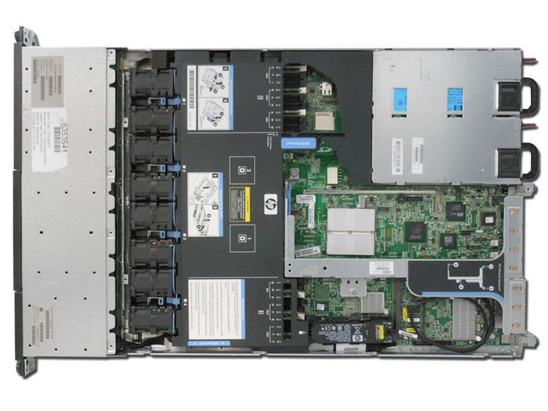 HP Proliant DL360 G7 2x Xeon E5645/24GB/P410i/2táp