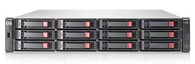 HP StorageWorks MSA60 külső lemezes tároló - AJÁNDÉK RAID-VEZÉRLŐVEL!