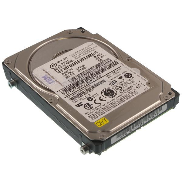 IBM 73GB 2.5-inch 10K RPM SAS Hot-Swap HDD