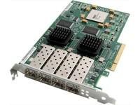 IBM 8Gb FC 4 Port Host Interface Card with two 8Gb FC SFP SW Transceivers