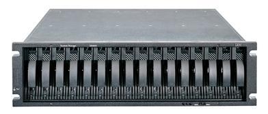IBM DS3950 storage 8Gb FC csatolással
