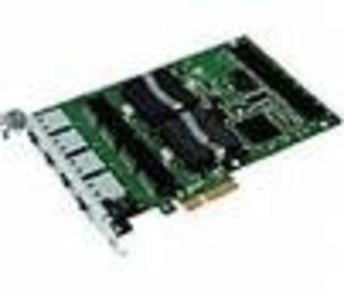 IBM PRO/1000 39Y6136 4-Port Internal Quad Port PCI Express Network Adapter - 4 x (felújított)