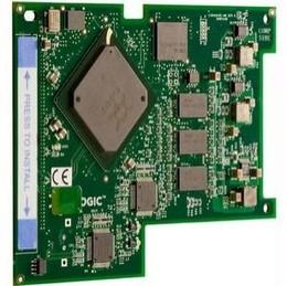 QLogic iSCSI Expansion Card for IBM BladeCenter, (StFF, Dual port, PCI-X)