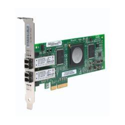 QLogic QLA2462 Dual Port 4Gb FC HBA PCIe 4x (39R6527) Új
