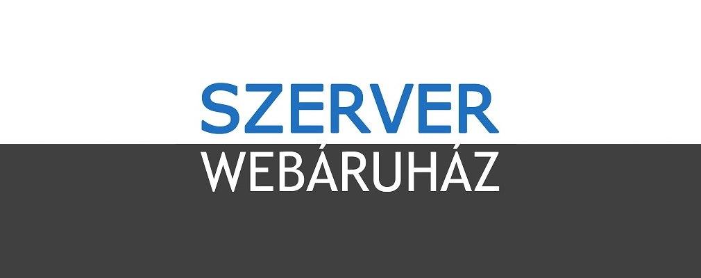 Szerver Webáruház