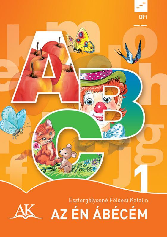 AP-010121/1  Az én ábécém 1. o. (NAT) (2019-es, megújított kiadás!)