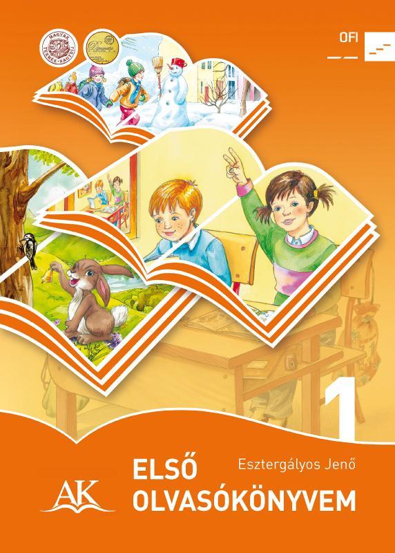 AP-010122 Első olvasókönyvem 1. o. (NAT)