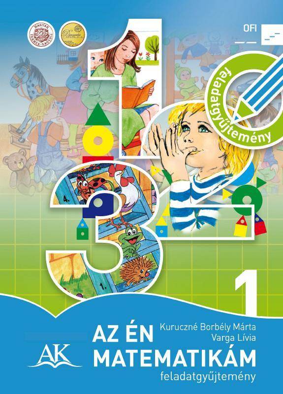 AP-010807 Az én matematikám feladatgyűjtemény 1. (NAT) (Felmérő melléklettel)