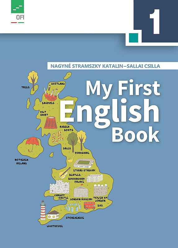 AP-012403 My First English Book 1. o. (NAT)