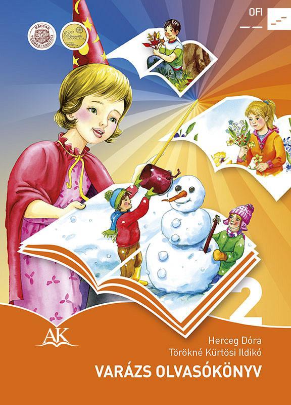 AP-020120 Varázs olvasókönyv 2. NAT