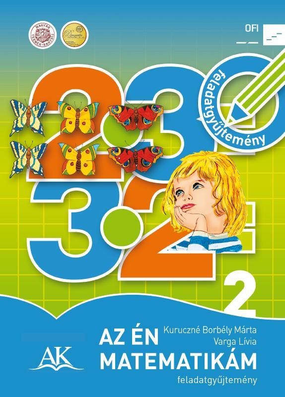 AP-020814 Az én matematikám feladatgyűjtemény 2. NAT (Felmérő melléklettel)