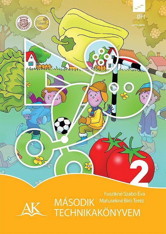 AP-022104 Második technikakönyvem 2. (tartós) NAT