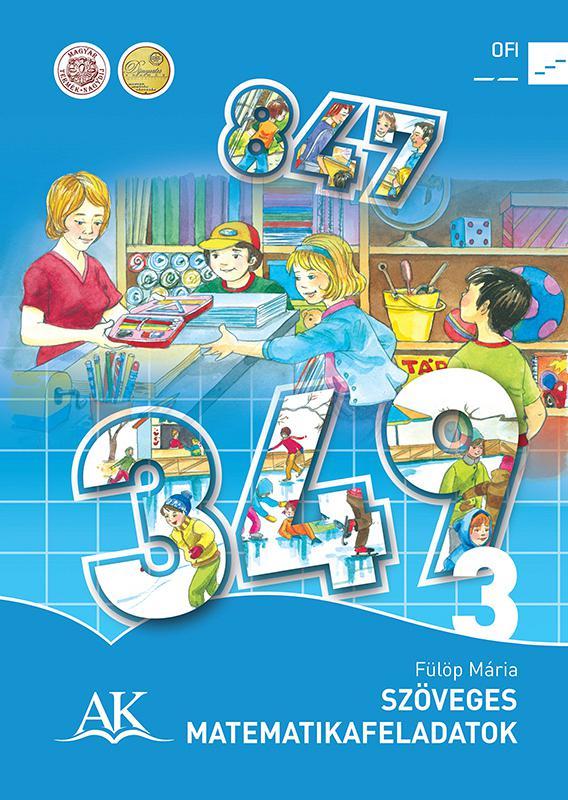 AP-030814 Szöveges matematikafeladatok 3. NAT