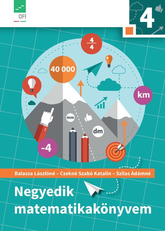 AP-040810 Negyedik matematikakönyvem 4. NAT