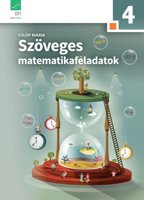 AP-040812 Szöveges matematikafeladatok 4. NAT