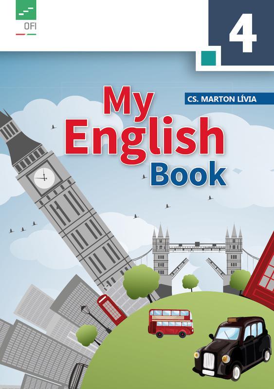 AP-042403 My English Book Class 4 NAT