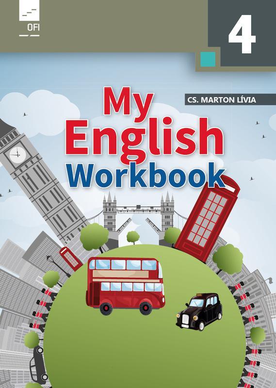 AP-042404 My English Workbook Class 4 NAT