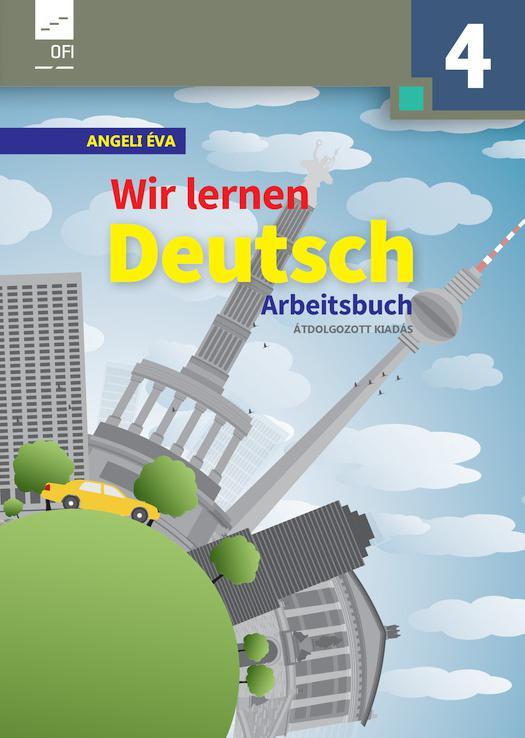 AP-042506 Wir lernen Deutsch 4. Arbeitsheft NAT