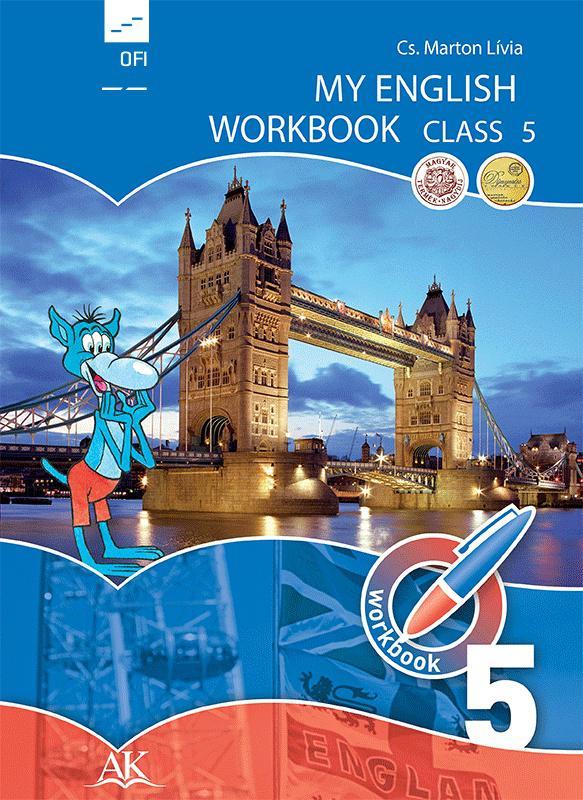AP-052406 My English Workbook Class 5 (NAT)