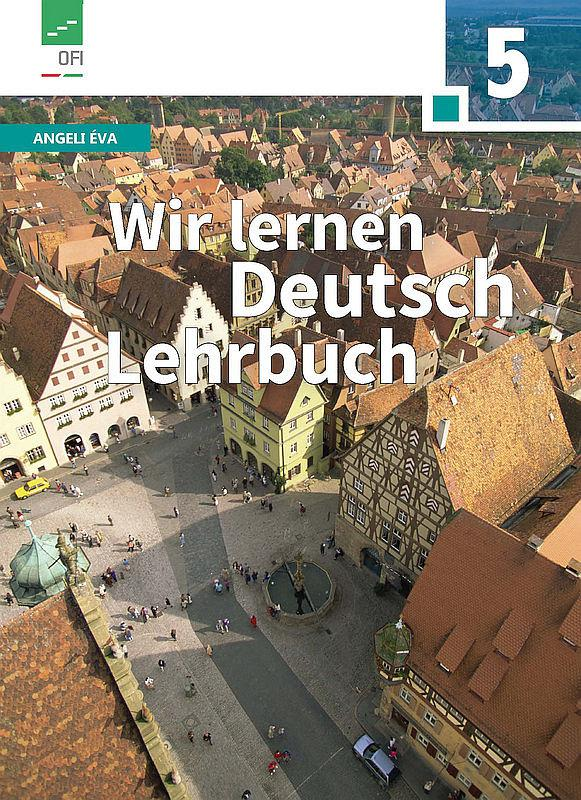 AP-052507 Wir lernen Deutsch 5. Lehrbuch (NAT)