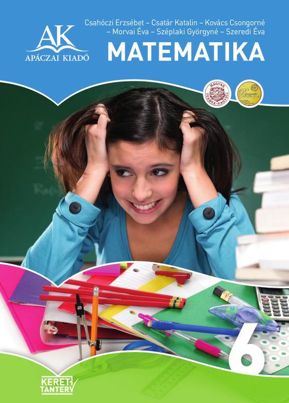 AP-060809 Matematika tankönyv 6. o. NAT