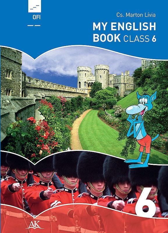 AP-062405 My English Book Class 6 NAT
