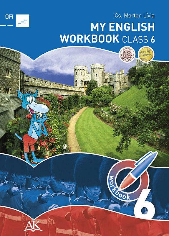 AP-062406 My English Workbook Class 6 NAT