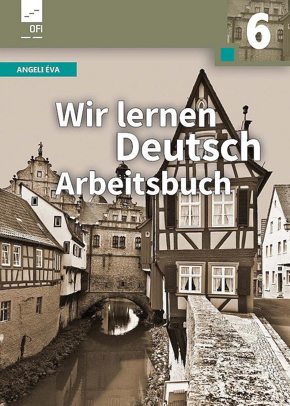 AP-062504 Wir lernen Deutsch 6. Arbeitsheft NAT