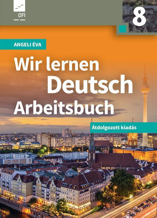AP-082504 Wir lernen Deutsch 8. Arbeitsheft NAT