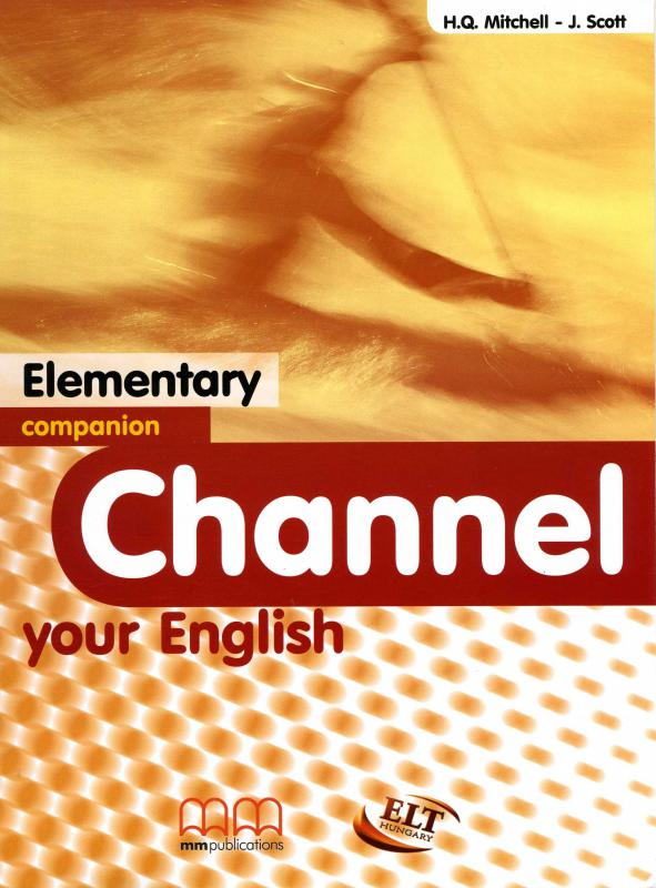 Channel your english elementary Companion (Szószedet)
