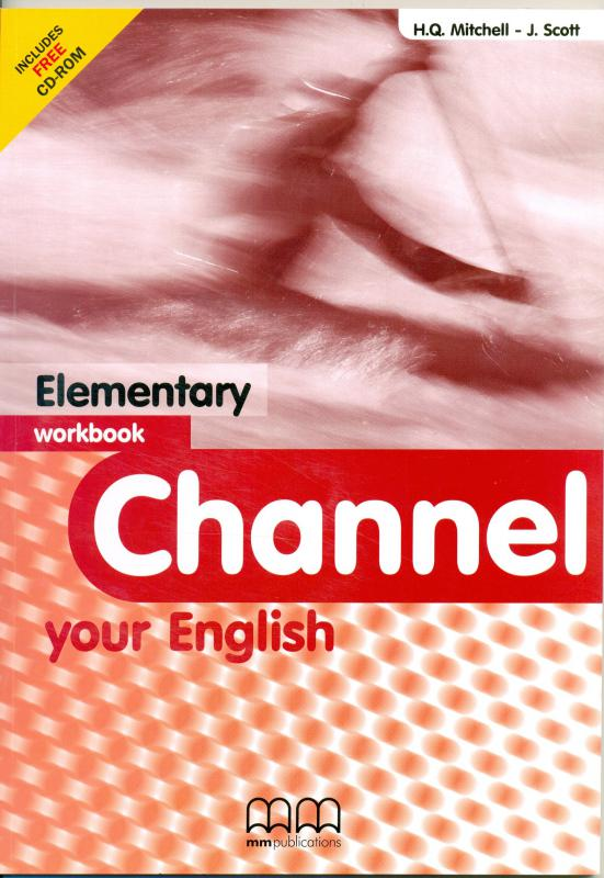 Channel your english elementary WB + CD (Workbook - Munkafüzet)