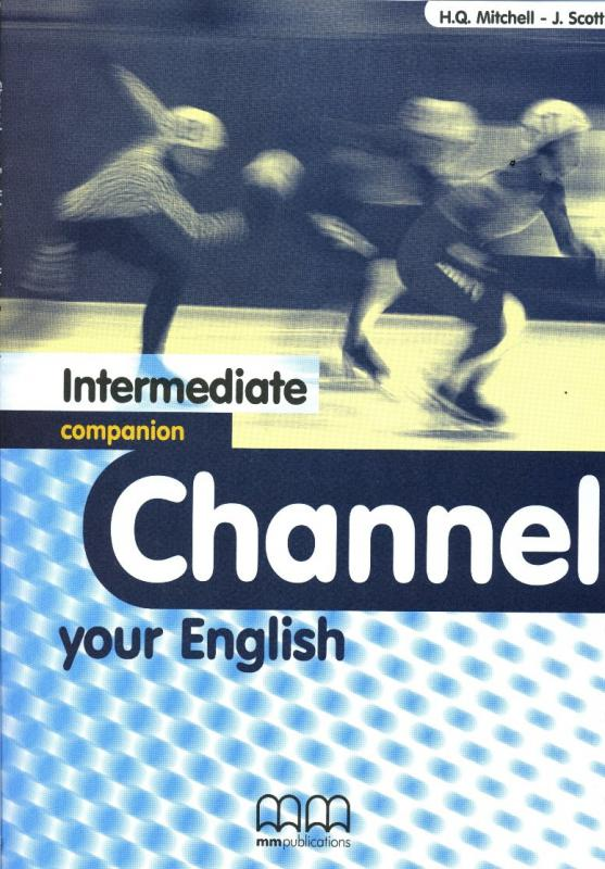 Channel your English Intermediate Companion (Szószedet)