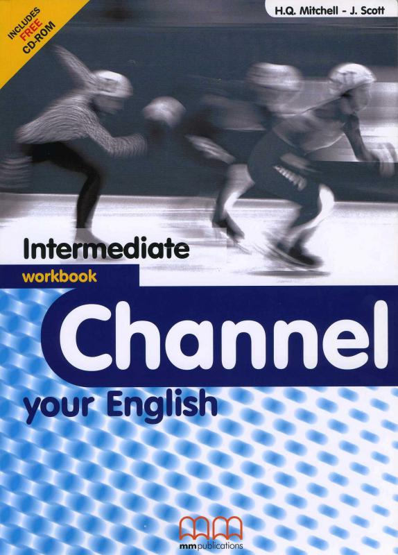 Channel your english intermediate WB + CD (Workbook - Munkafüzet)