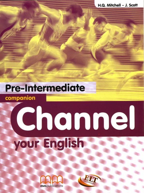 Channel your English pre-intermediate Companion (Szószedet)