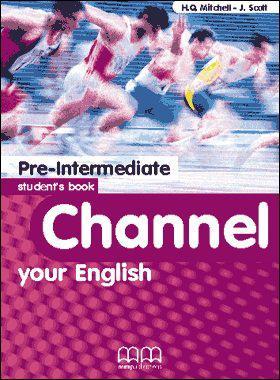 Channel your english pre-intermediate SB (Student's Book - Tankönyv)