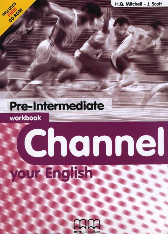 Channel your english pre-intermediate WB + CD (Workbook - Munkafüzet)