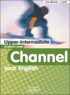 Channel your English upper-intermediate SB (Student's Book - Tankönyv)