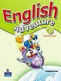 English Adventure Starter A AB LM-1352