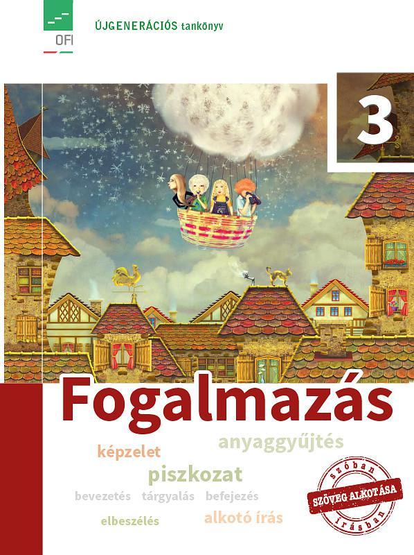 FI-501010303/1 Fogalmazás 3. tankönyv