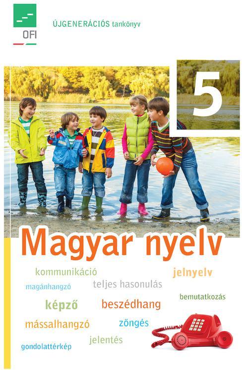 FI-501010501/1 Magyar nyelv 5. tankönyv Újgenerációs