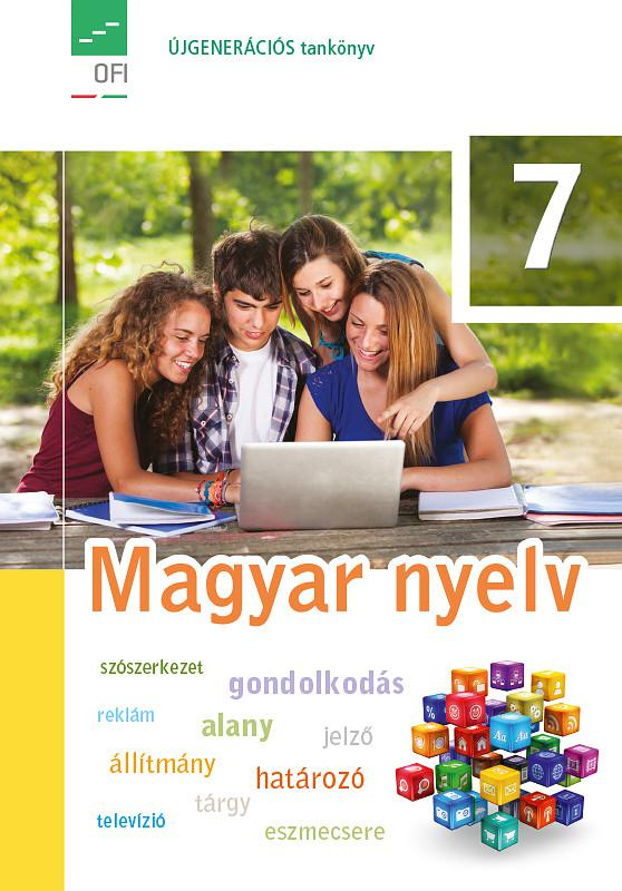 FI-501010701/1 Magyar nyelv tankönyv 7. Újgenerációs