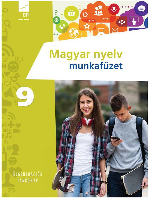 FI-501010902/1 Magyar nyelv munkafüzet 9. Újgenerációs
