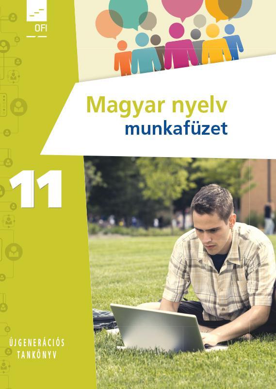 FI-501011102/1 Magyar nyelv munkafüzet 11. - Újgenerációs tankönyv