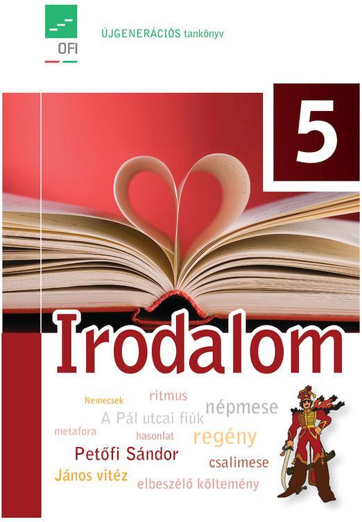 FI-501020501/1 Irodalom tankönyv 5. Újgenerációs