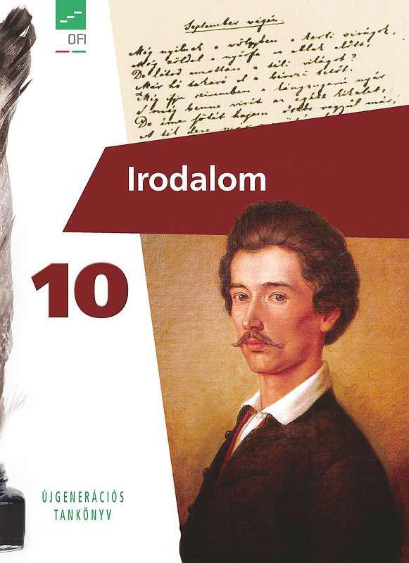 FI-501021001/1 Irodalom tankönyv 10. - Újgenerációs tankönyv