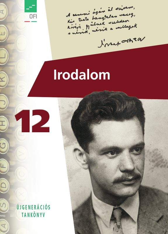 FI-501021201/1 Irodalom tankönyv 12. - Újgenerációs tankönyv