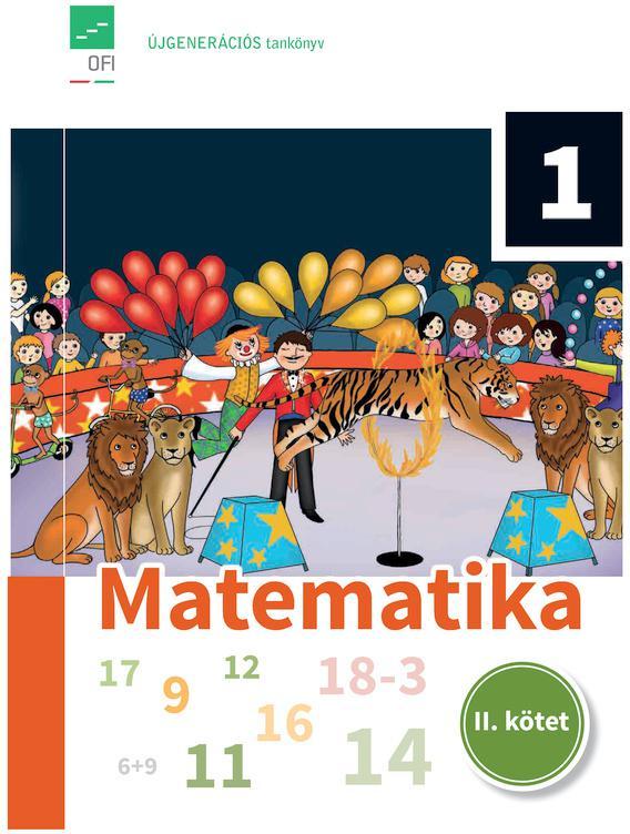 FI-503010102/1 Matematika tankönyv 1. II. kötet - Újgenerációs tankönyv