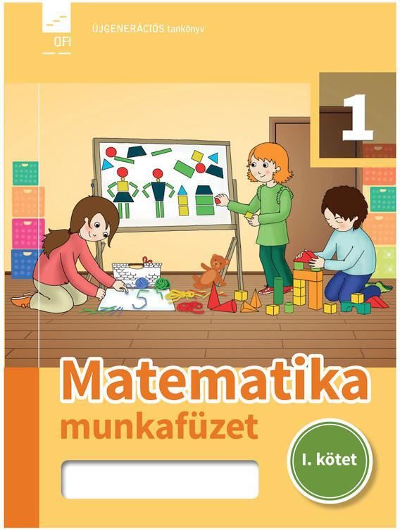 FI-503010104/1 Matematika munkafüzet 1. II. kötet - Újgenerációs tankönyv